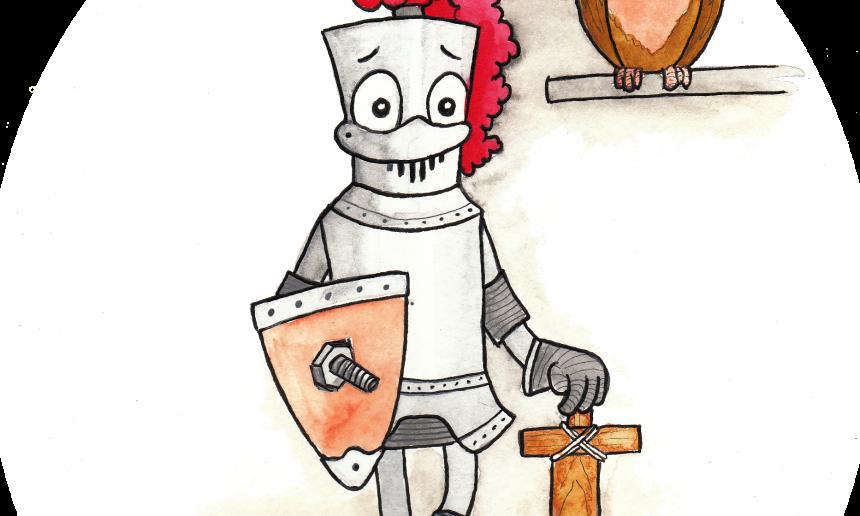 Ritter Quietsch und der Festungsschatz
