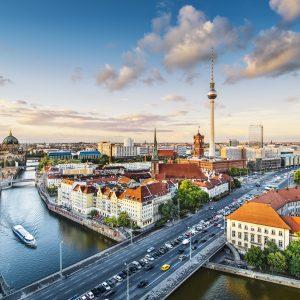 KJR auf Achse… in Berlin und Greifswald (Ostsee)