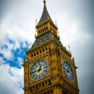 KJR auf Achse… in London