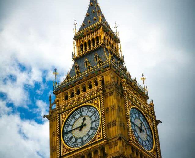 Londonfahrt 2021