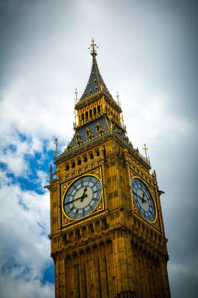 Londonfahrt abgesagt